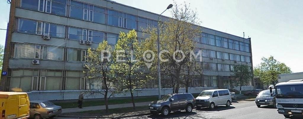 Административное здание Молодогвардейская ул. 57, стр. 1.