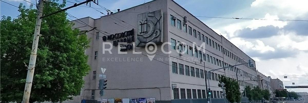 Административное здание Шарикоподшипниковская ул. 11, стр. 8.