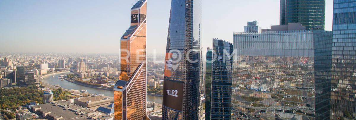 БЦ Башня Федерация Восток