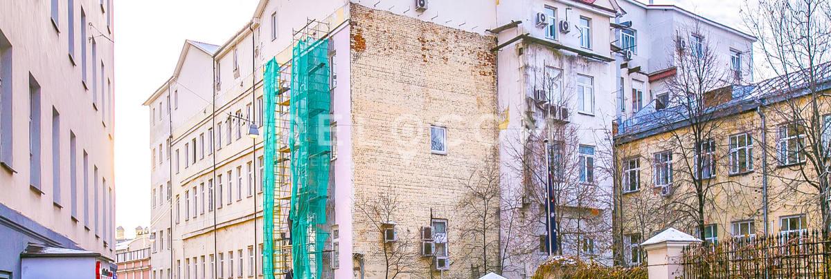 Административное здание Певческий пер. 4.