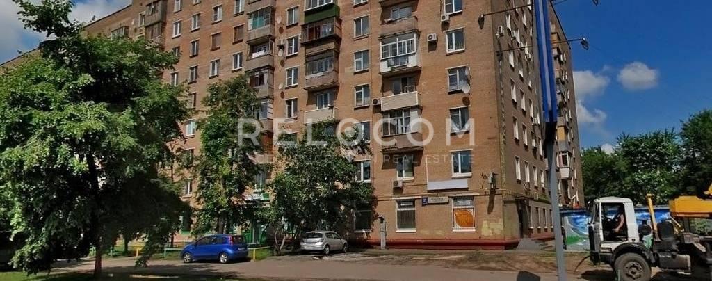 Жилой дом Даниловская наб. 2, корп. 2.