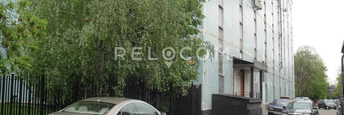 Административное здание Ломоносовский 20
