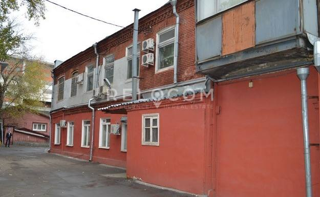 Административное здание Бакунинская ул. 72, стр. 2.