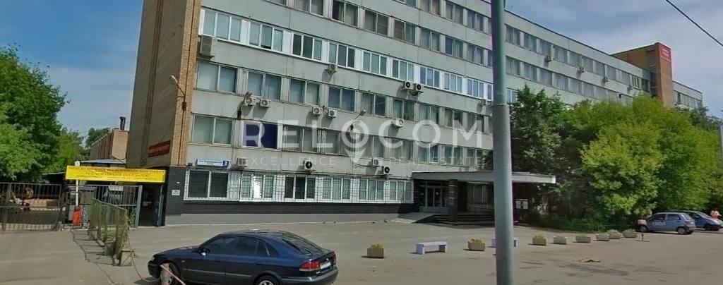 Административное здание 3-я Хорошевская ул. 2, стр. 1.
