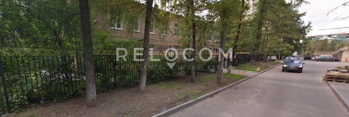 Административное здание Комсомольский п-т, 47А.