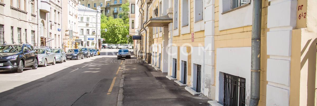 Административное здание 4-й Ростовский 1