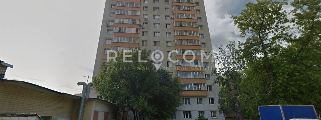 Жилой дом Рогожский Посёлок ул. 3.
