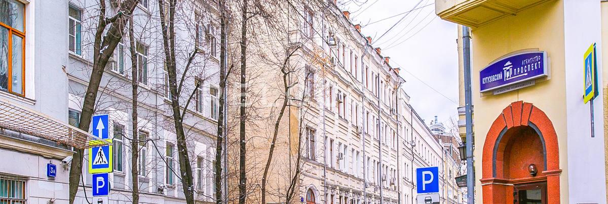 Административное здание Кривоколенный переулок 5