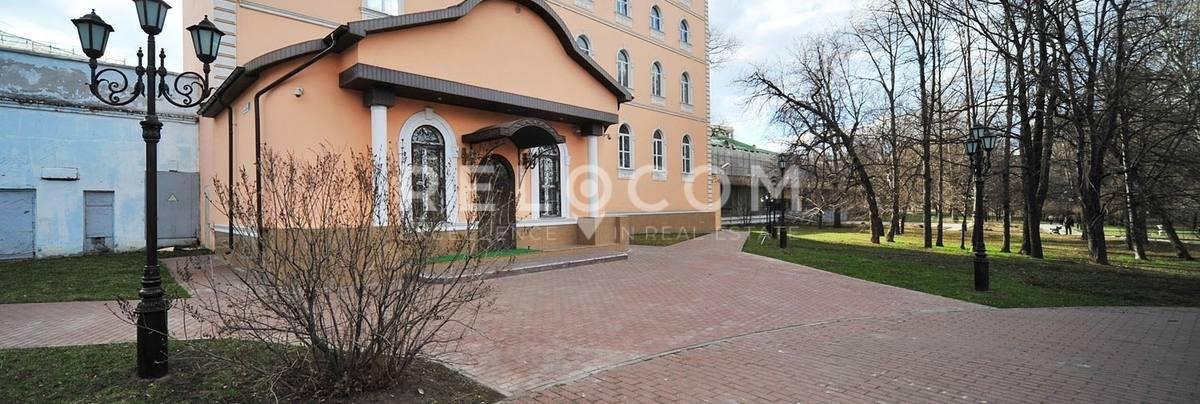 БЦ Суворовская площадь 2