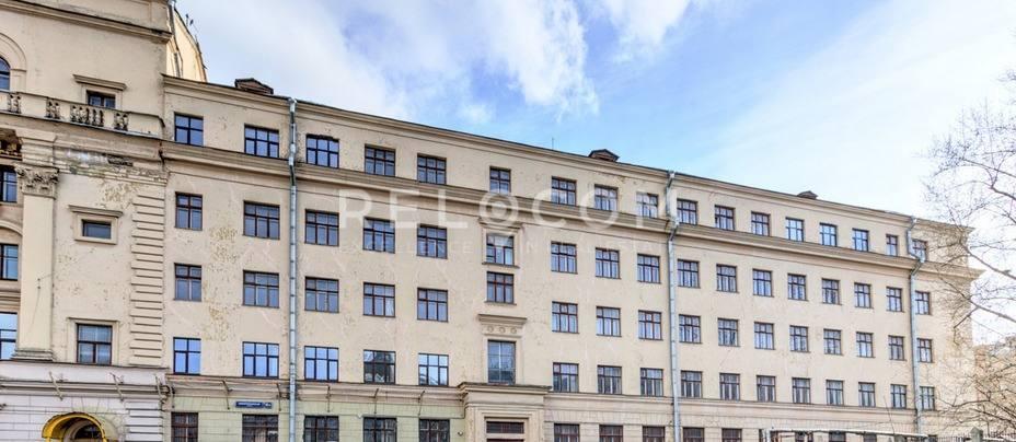 Административное здание Новорязанская ул. 8а.