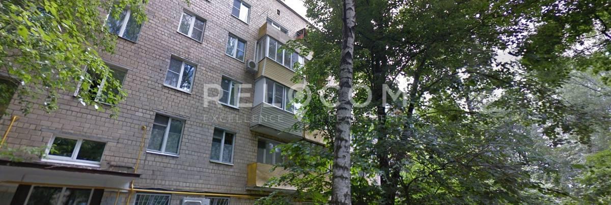 Жилой дом Кусковская ул. 37/60.