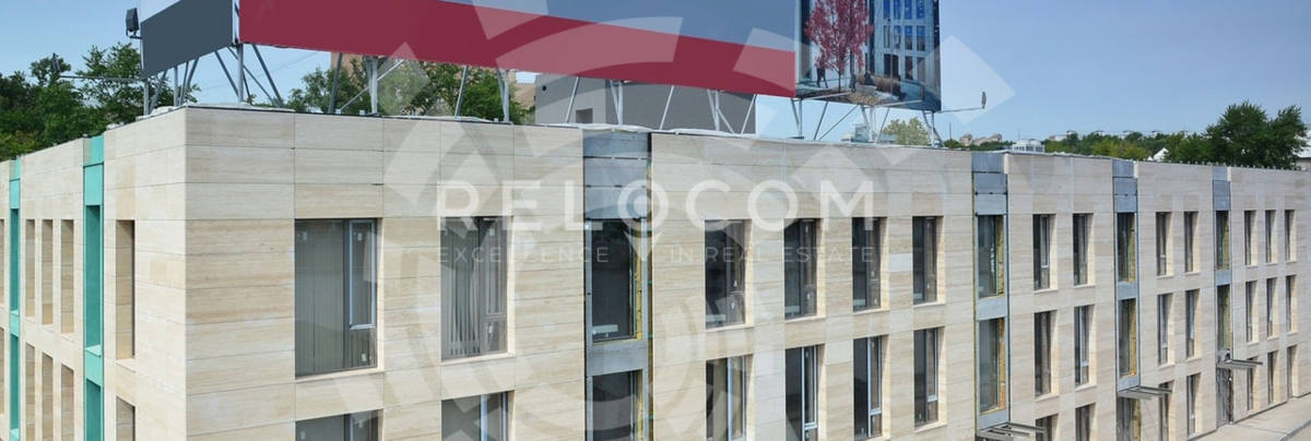 Административное здание Наставнический пер. 13-15, стр. 2