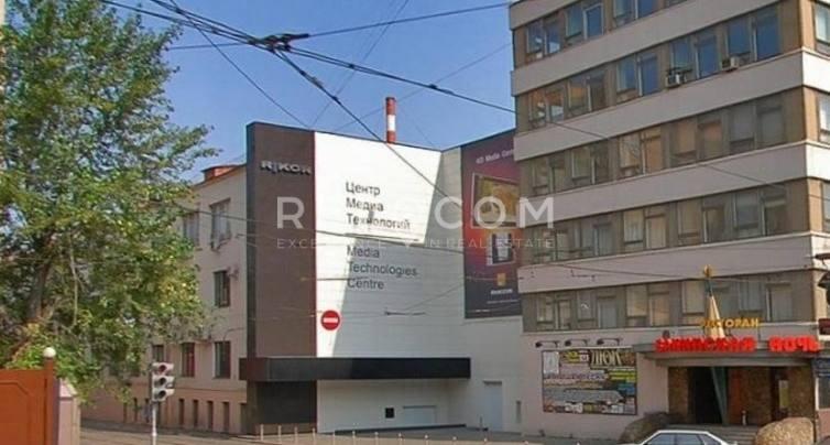 Административное здание Костомаровский пер. 3, стр. 1А.