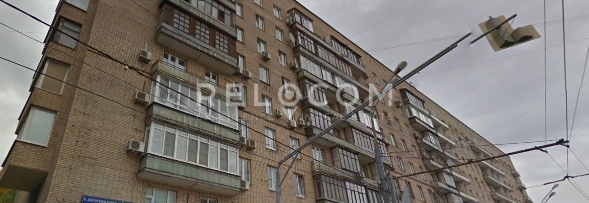 Жилой дом Большая Дорогомиловская ул. 14.
