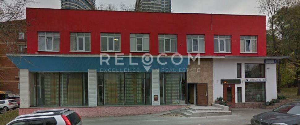 Административное здание Малахитовая ул. 7.