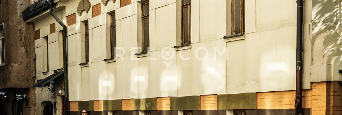 БЦ Бизнес-центр Трехпрудный, строение 7