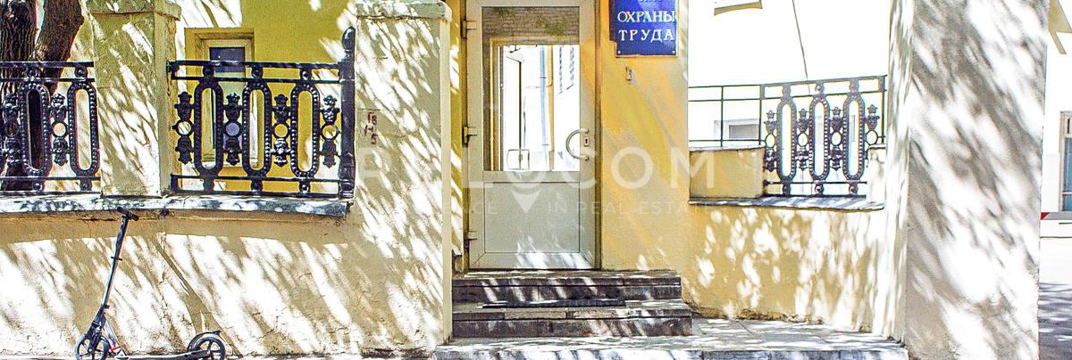 Административное здание Оболенский пер. 10, стр. 6.