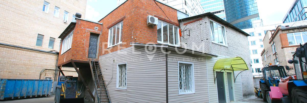 Административное здание Кутузовский пр-т, 36, стр. 50