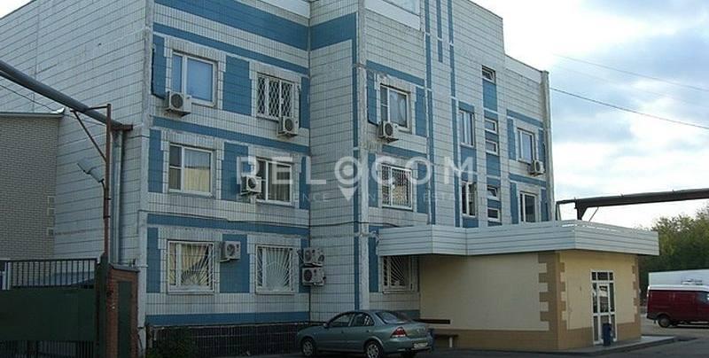 Административное здание Скотопрогонная ул. 35, стр. 8.