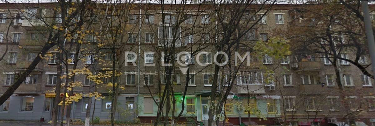 Жилой дом 3-я Институтская ул. 12.