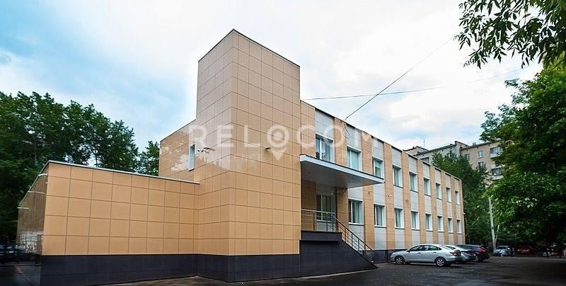 Административное здание Даниловская наб. 4А.