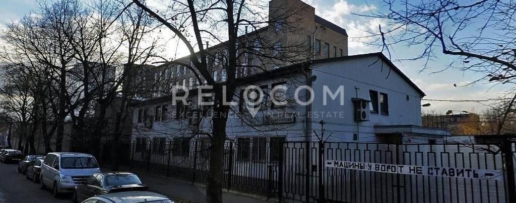 Административное здание Буженинова ул. 51, стр. 1.