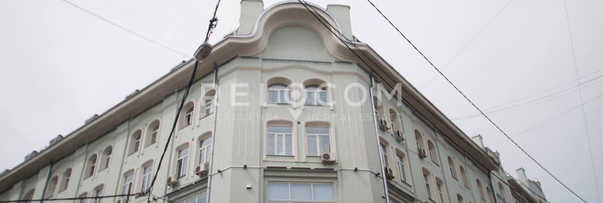 Офисное здание Петровка ул., 15с1