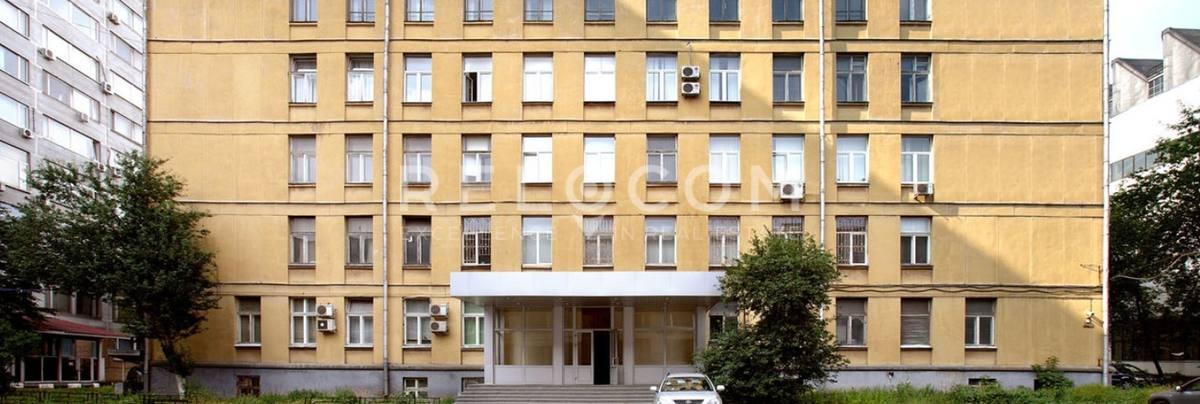 Административное здание Энтузиастов шоссе 5, стр. 3.