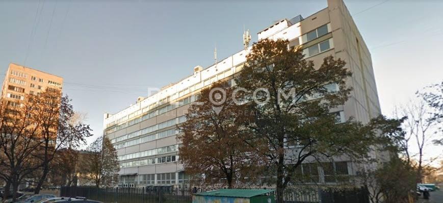 Административное здание пр-кт 40 лет Октября 21.