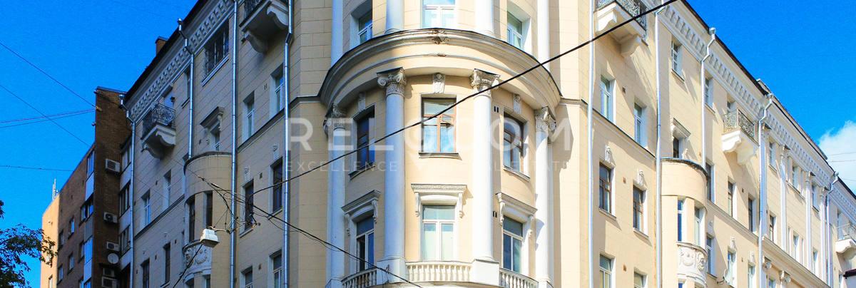 Административное здание Сивцев Вражек 44
