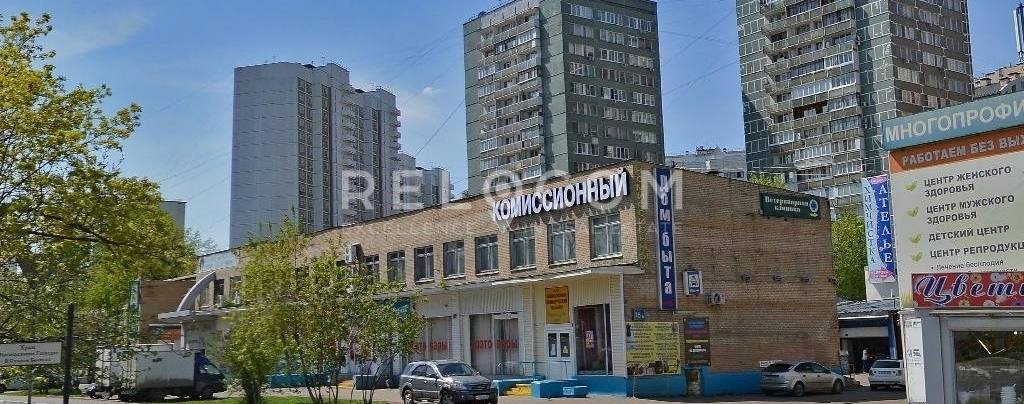 Административное здание Новаторов ул. 16, корп. 1.