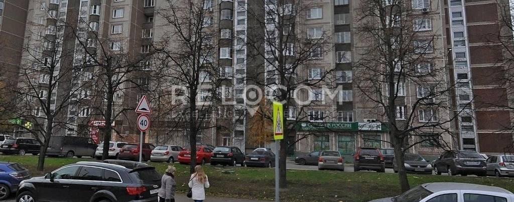 Жилой дом Оршанская ул. 9