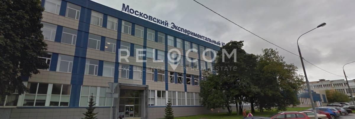Административное здание Лавочкина ул. 19, стр. 4.