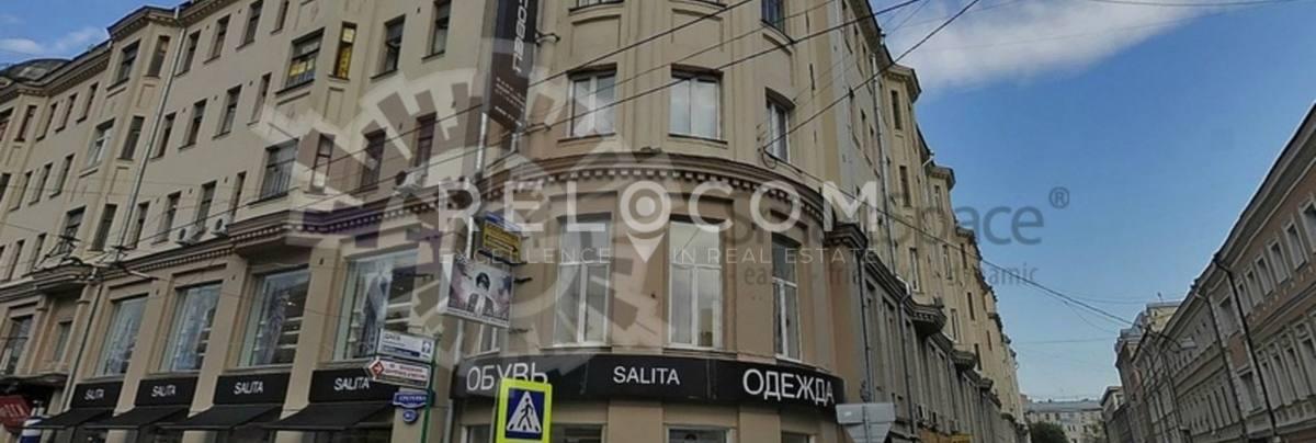 Административное здание Сретенка 26