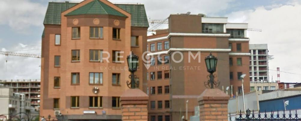 Административное здание 2-я Звенигородская 13, стр. 40.
