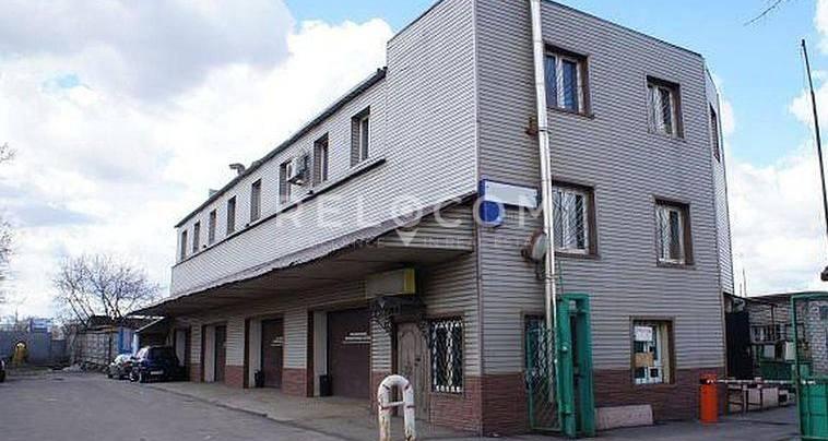 Административное здание Мира пр-т 98/17, стр. 1.
