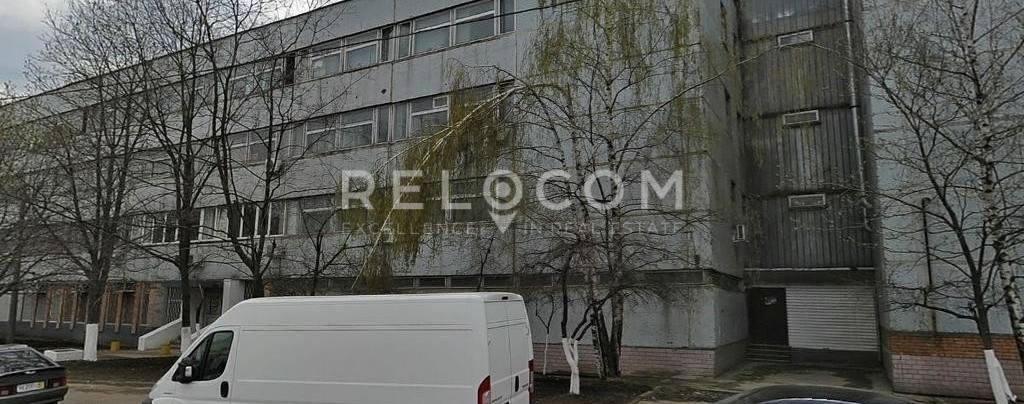 Административное здание 6-я Радиальная ул. 7.