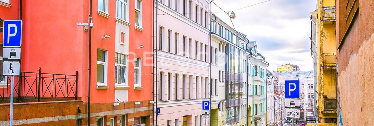 Административное здание Кисельный 4
