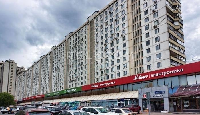 Жилой дом Русаковская ул. 22