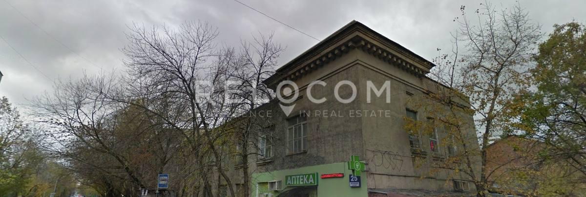 Административное здание Вольная ул. 25.