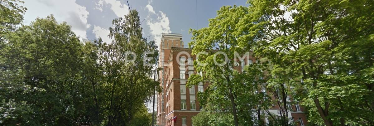 Административное здание 2-й Балтийский пер. 3А.