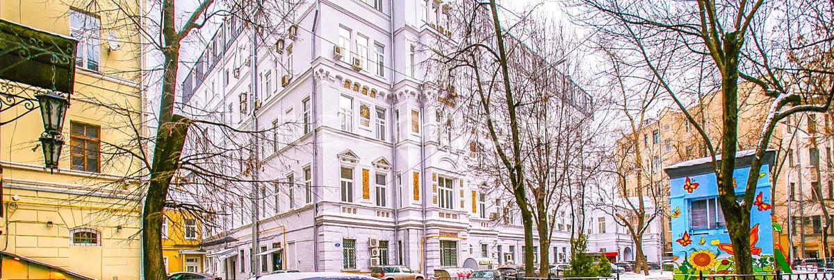 Административное здание Мясницкая ул.  24/7, стр. 3.