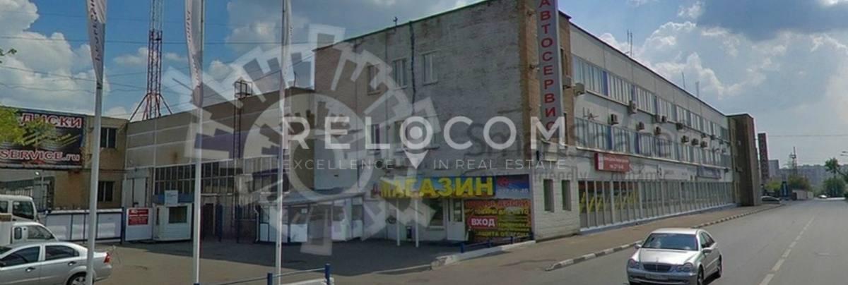 Офисно-складской центр Иловайская 2