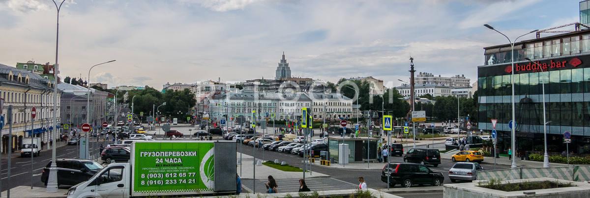 Административное здание Рождественка 6