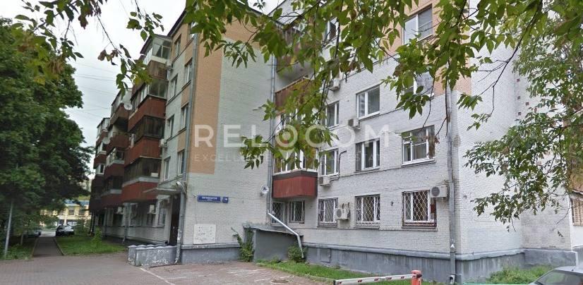Жилой дом Космонавтов ул. 18, корп. 1.
