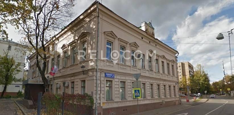 Административное здание Токмаков пер. 14.