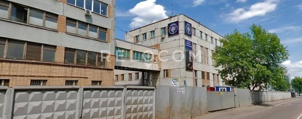 БЦ Старопетровский проезд 1А
