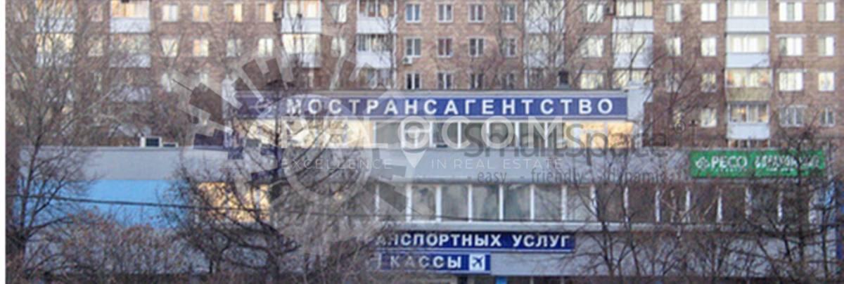 Административное здание Андропова 15