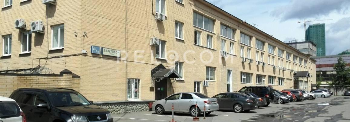 Административное здание Береговой пр-д 4/6, корп. 2.