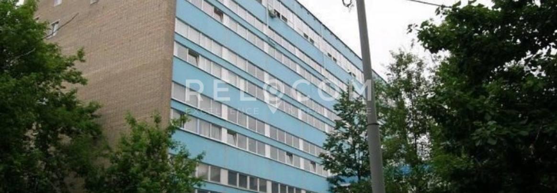 Офисное здание 8-я Текстильщиков ул. 8.